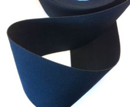 95mm Black Belt Elastic x 1m